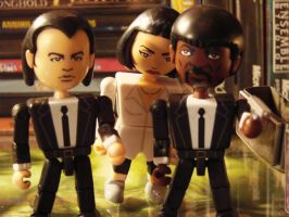 Pulp Fiction by poupy1979