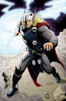 Thor by BearClawStudios