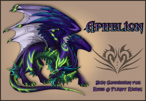 Aphelion Custom Skin - FR by GaiaWolfess