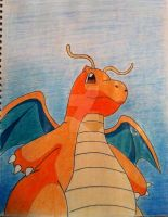 Dragonite by RedDeadRAVAGE