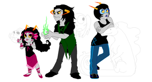 FanTrolls Nordic Symbols 01 by WhisperWing