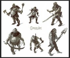 Orcs And Such... by Cloister