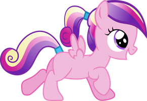 Filly Cadence by Vector-Brony