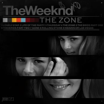 The Weeknd Ft Drake - The zone by ehsandesigns