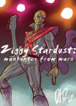 Ziggy Stardust: Manhunter from Mars by dio-03