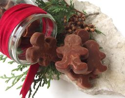 Gingerbread Soy Candles by curiouscarrie