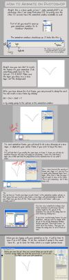 Simple Animated GIF tutorial by dragonicwolf