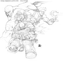 SHINOBI ISSUE 3 by biroons