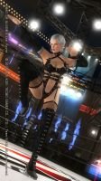 DEAD OR ALIVE 5 Last Round Christie38 by aponyan