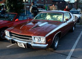 73 Plymouth Road Runner by smevcars