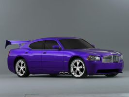 "Dodge Charger ""DUB"" Edition by RandomExecutive"