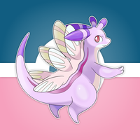 206 Luscagon (Fairy) by DaybreakM