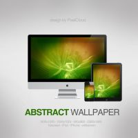 Abstract Wallpaper by PixelCloud