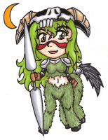 Neliely the Goat Queen :Copic: by miadoodle