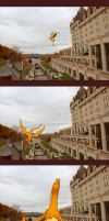 WIld Charizard in OTtawa by Ninja-Jamal