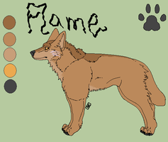 Flame Ref. by Ink--Chan