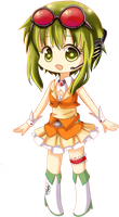 Gumi Megpoid by 12L4e172s3s