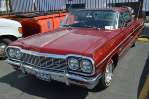 1964 Chevrolet Impala II by Brooklyn47
