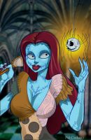 Sally - Nightmare before Xmas by PatCarlucci