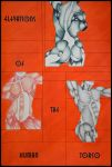 Elevations of the Human Torso by SouthernDesigner