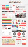 UI kit for shopping by templaza