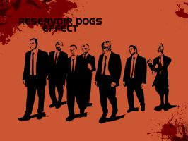 Reservoir dogs effect by SH1ft-R