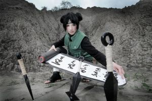 Tenten_NARUTO by AMPLE-COSPLAY