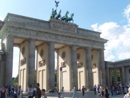 Brandenburger Tor by The-Insignificant