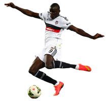 Demba Ba Render by eaglelegend