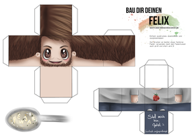 Craft your Felix! by anouki-morgenstern