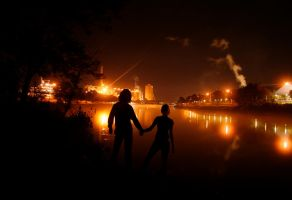 industrial-age lovers by latticeworkopines