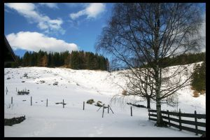 Snowlandscape in Austria 2 by Nadine2390