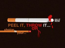 Don't Smoke by dinesh1201