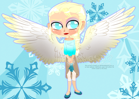 Snow Angel by Ch4rm3d
