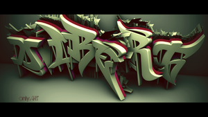 Only Make 2 Grafitty effect Finnal by OnlyProART