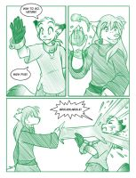 Water Five by Twokinds
