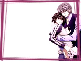 Junjou Romantica WP by Spuffyslayer