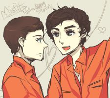 misfits by carrienloveyou