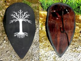 Gondor's Shield by Carancerth