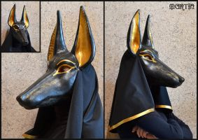 Anubis mask by SMartin777