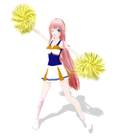 .: DL Series :. Ula Cheerleader Luka by Duekko