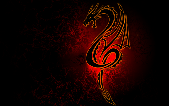 Dragon by wolforce