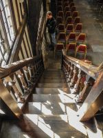 Stairs of the Guildhall by daliscar