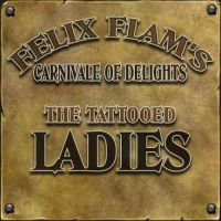 The Tattooed Ladies by Felix-Flam