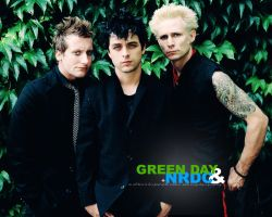 Green Day + NRDC wallpaper 7 by alexloony