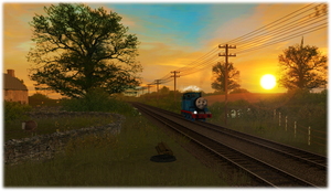 Far Away On Sodor... by DarthAssassin