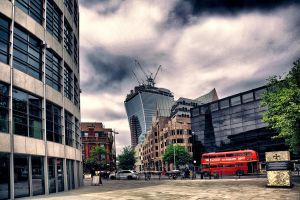 Londres by cahilus