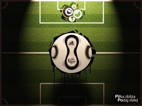Fifa World Cup 2006 Vector by noobas
