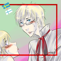 AXIS POWERS HETALIA AAAAAAGH by Eru-kun
