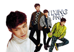 Lay [EXO] PNG - Render by KorecanMelike